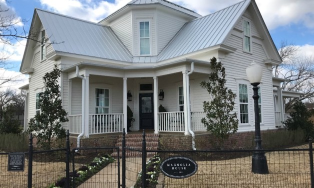 How to Book Magnolia House from Fixer Upper