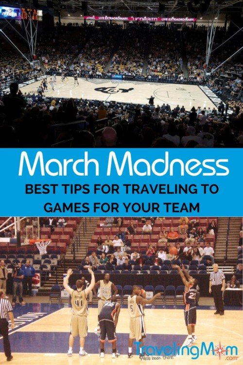 March Madness travel can be complex without the proper planning and preparation. Cheer on your team and feel confident in where to stay, what to do, and more! Let our best tips help you make the most out of your travels!