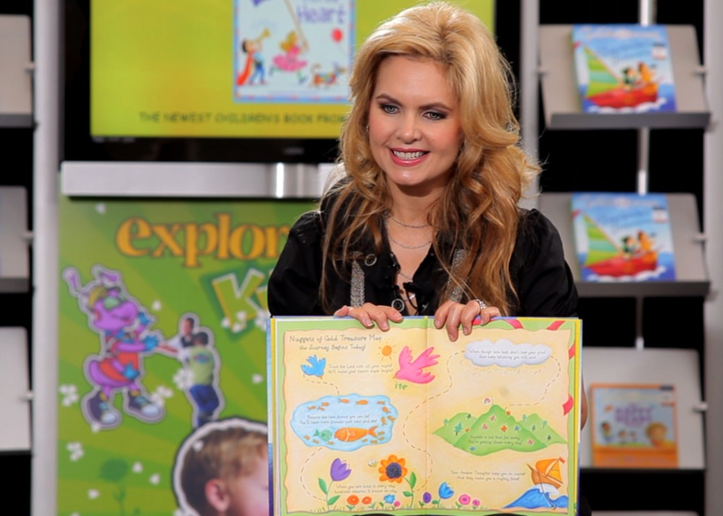 Victoria Osteen talks about her family travel adventures.