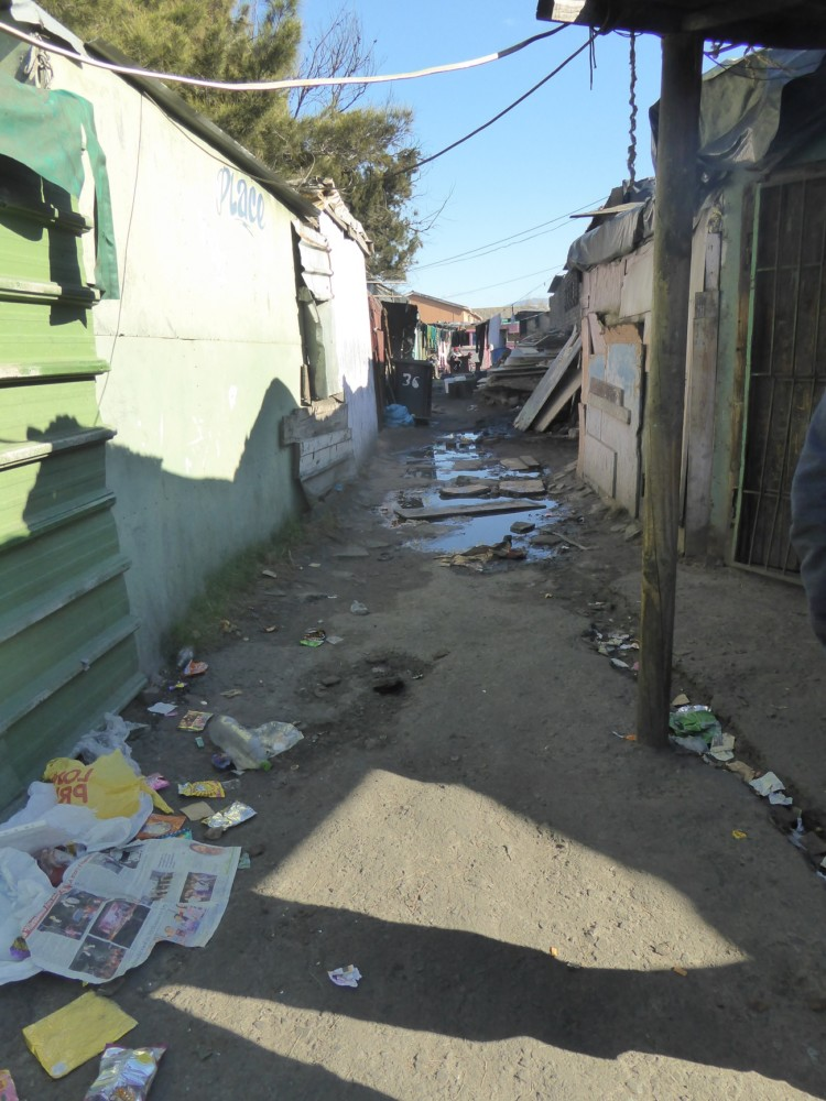Tour of Langa Township is one of things to do with kids in Cape Town, South Africa.