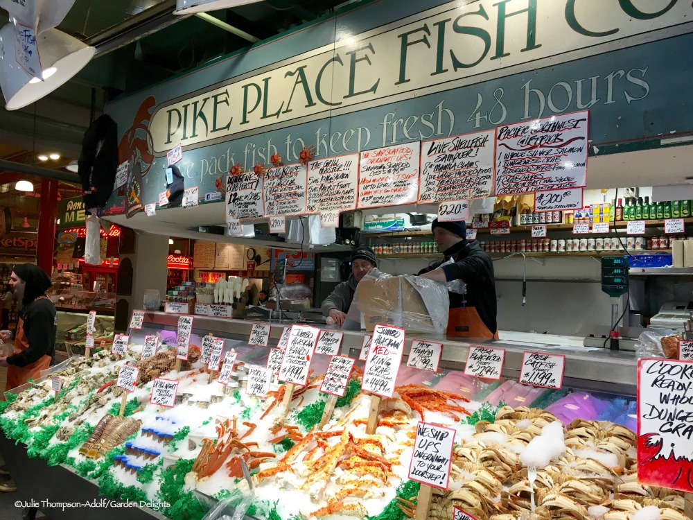 Family-Friendly Seattle Restaurants Pike Place Market