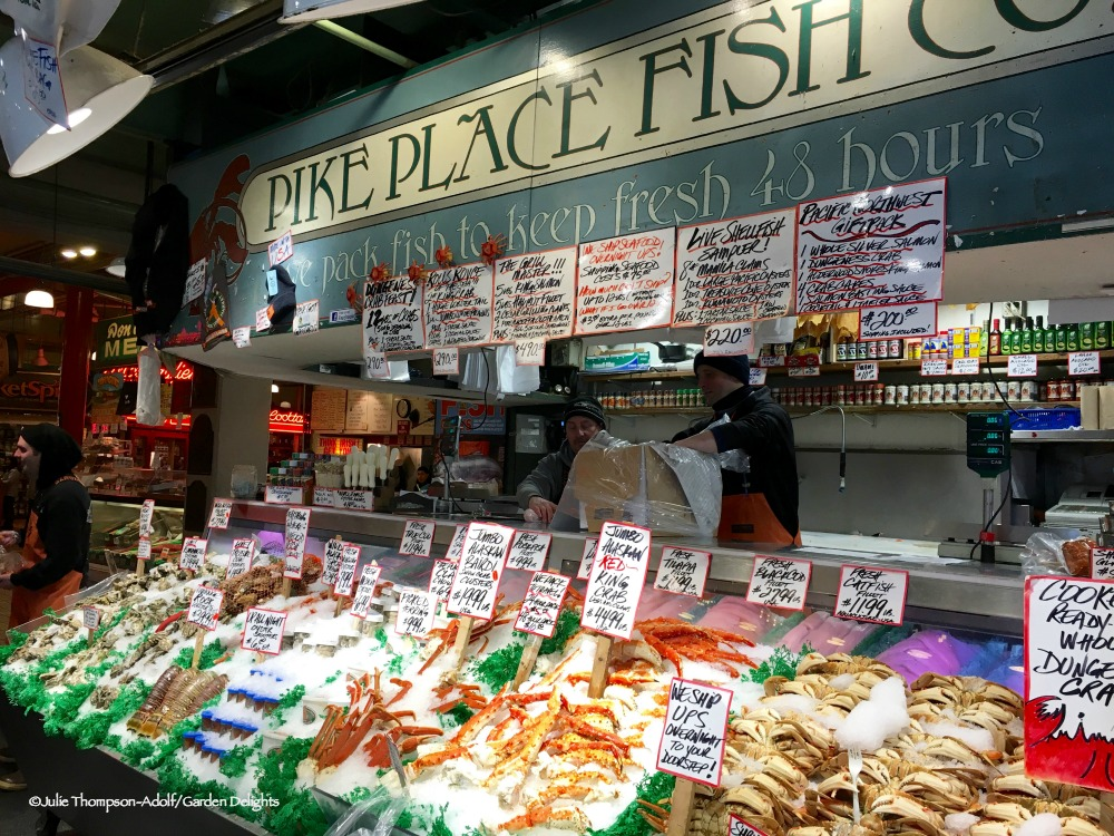 Things to Do in Seattle Pike Place Market Fish