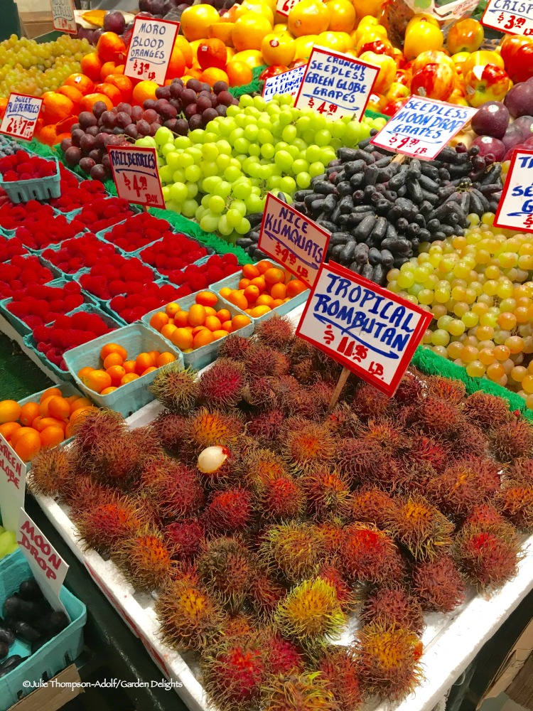 Things to Do in Seattle Pike Place Market Fruit