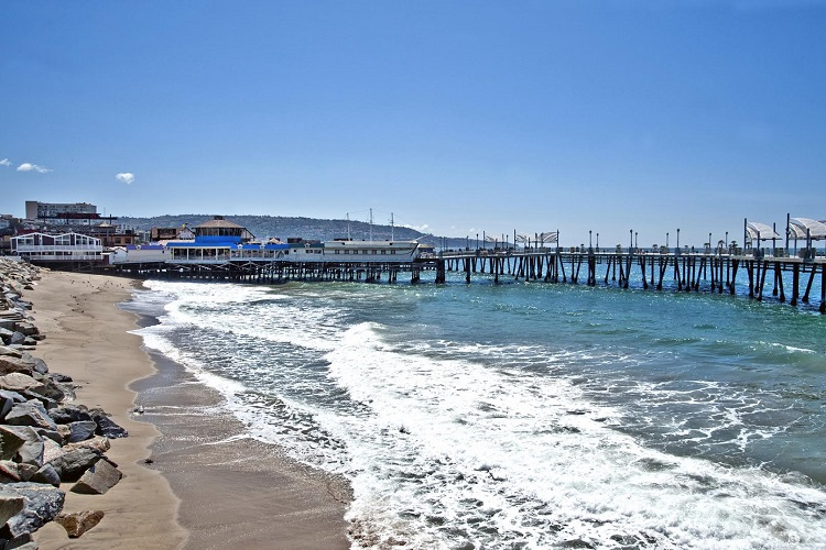 Redondo Beach California vacation for families.