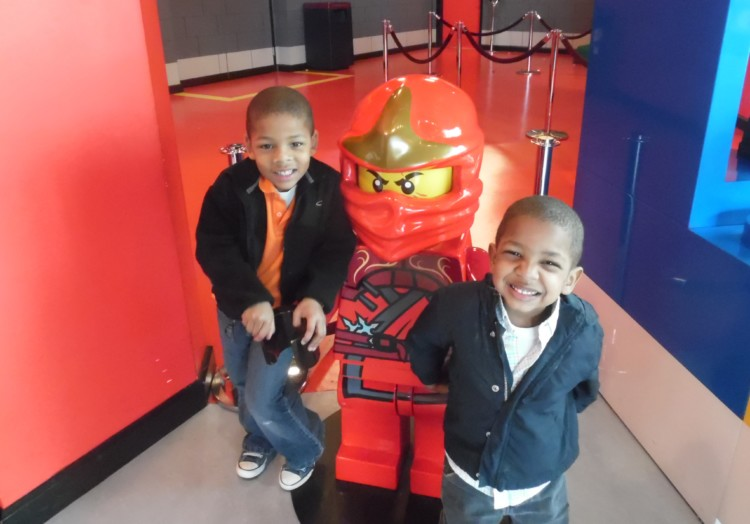 LEGOLAND Discovery Center is a terrific indoor Atlanta attraction
