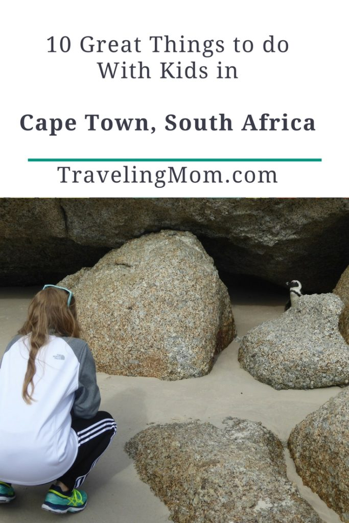 10 Great Things to do with Kids in Cape Town, South Africa