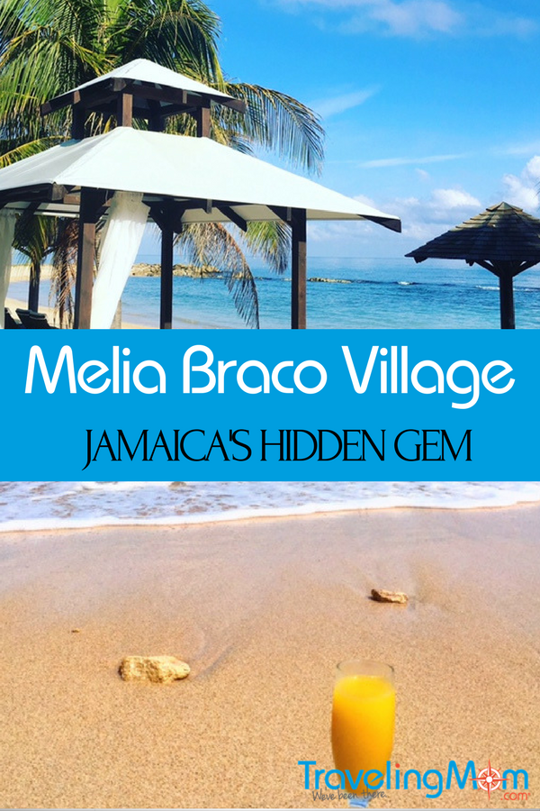 Melia Braco Village is a hidden gem among all-inclusive Jamaica resorts.