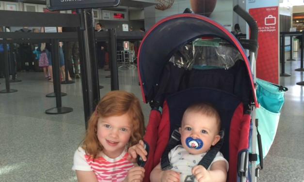 Ask a TMOM: Best Tips for Traveling Alone With a Baby?