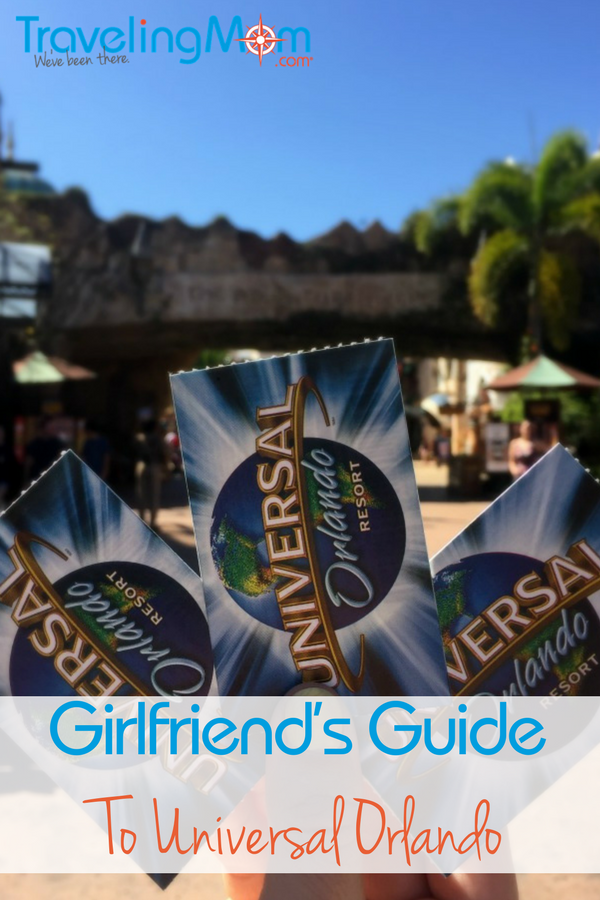 Universal Orlando isn't just for kids! Come along as these girlfriends visit Harry (Potter, that is) and find out where to stay and what not to miss on your girlfriends' trip to Universal.