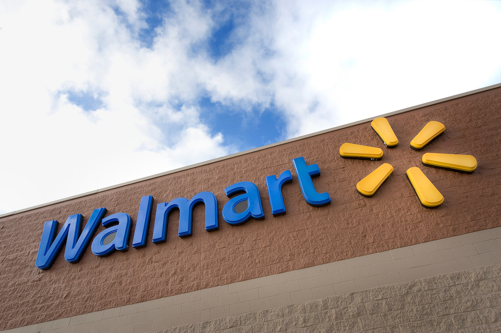 Walmart offers free camping for car campers and RVers at most locations.