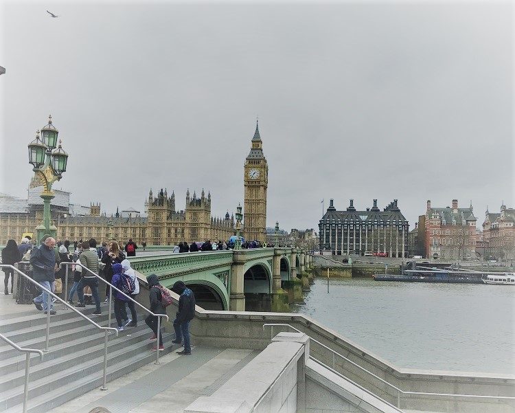 5 Essential Safety Tips for International Travel - two days before terror struck on London's Westminster Bridge.