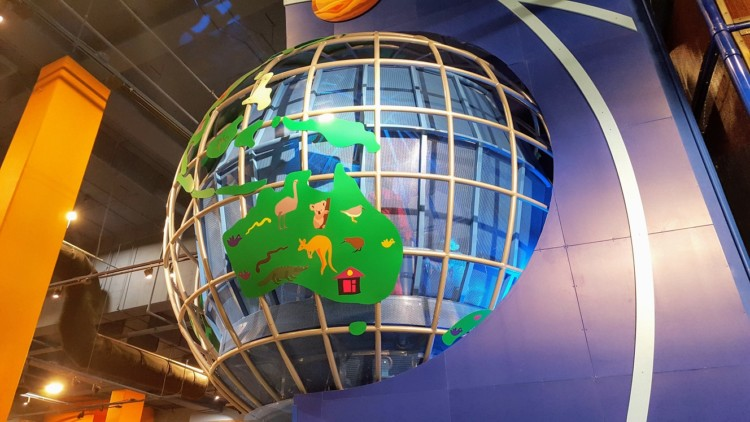 1 of 7 Best Kids Museums in the US, the Children's Museum of Atlanta was recently renovated and is better than ever.