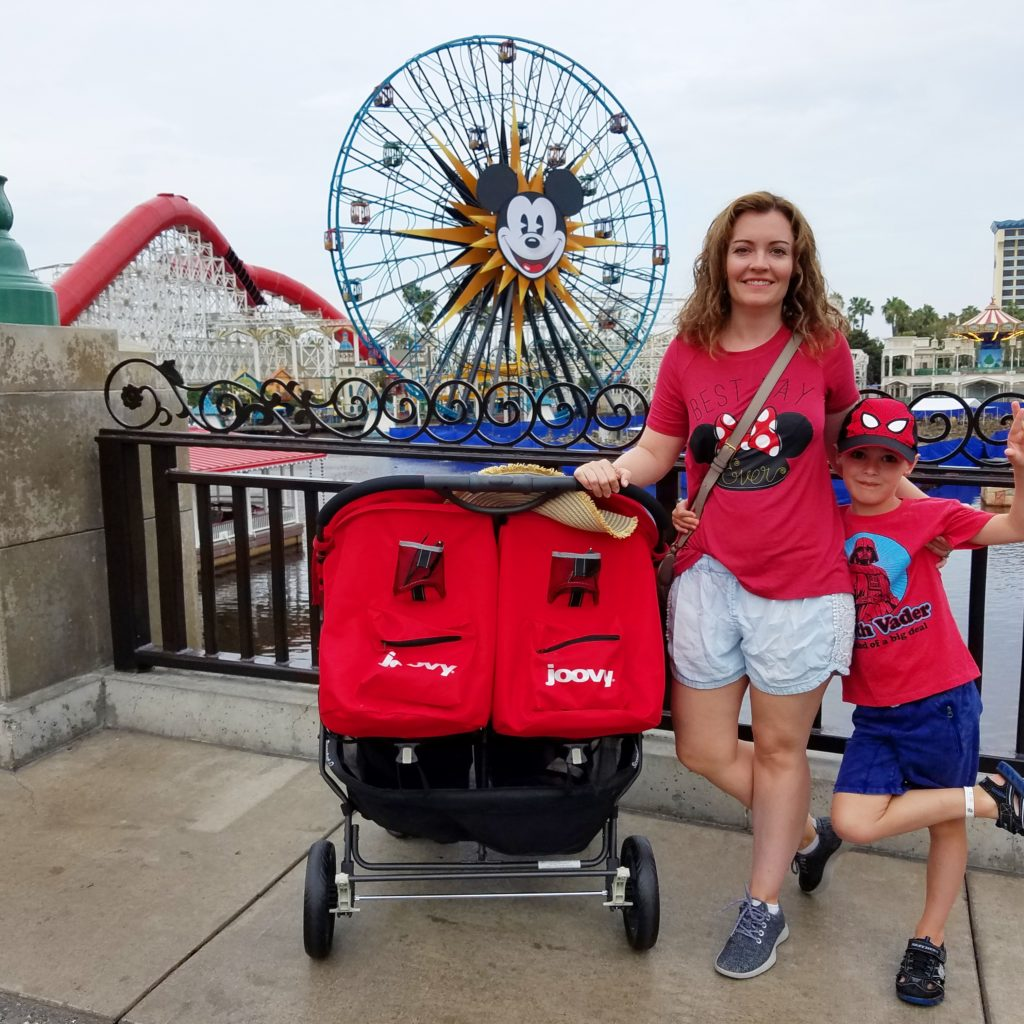 The best travel strollers are tough enough for Disneyland.