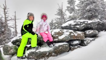 The Cat Trax - one of our favorite things to do at Smuggler's Notch!