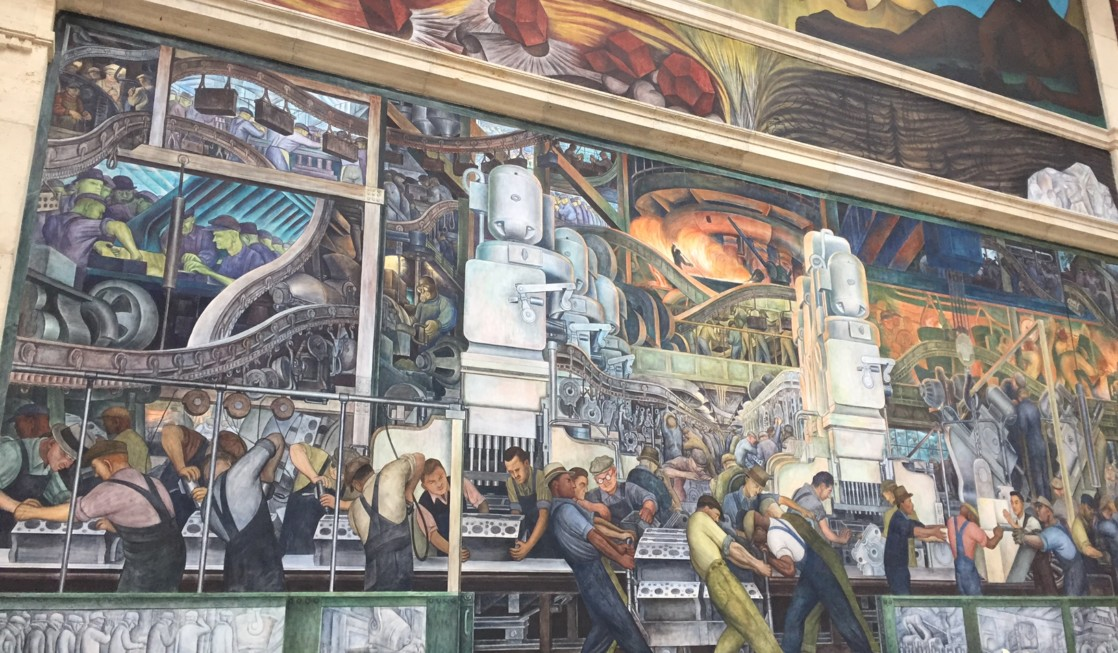 Family friendly Detroit; spend time at the DIA
