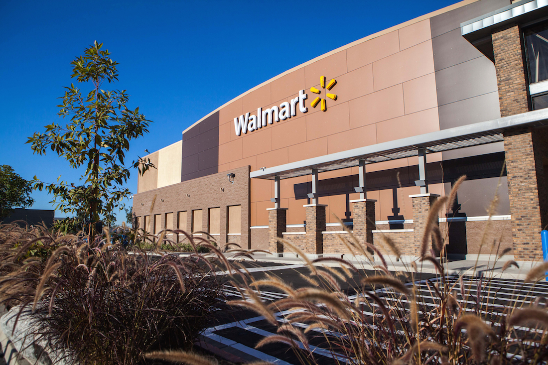 Walmarts offer free camping at most locations across the U.S. Places to boondock.