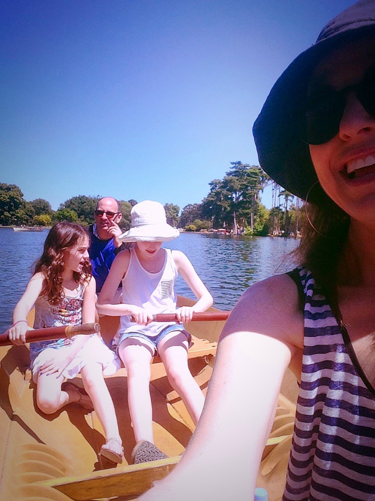 A boat ride on the Seine is one of many fun things to do in Paris with kids.