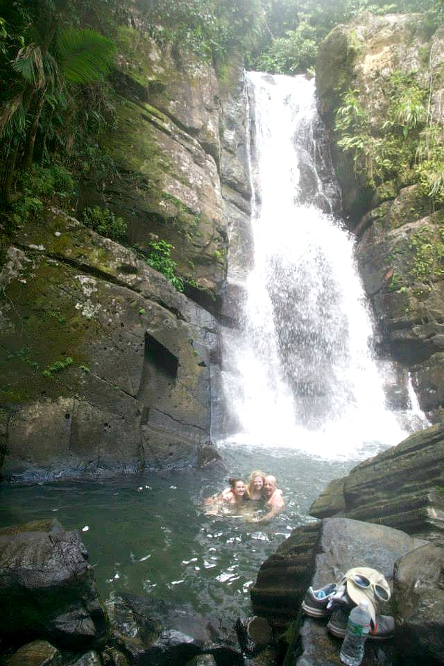 are there good family activities on caribbean islands like puerto rico