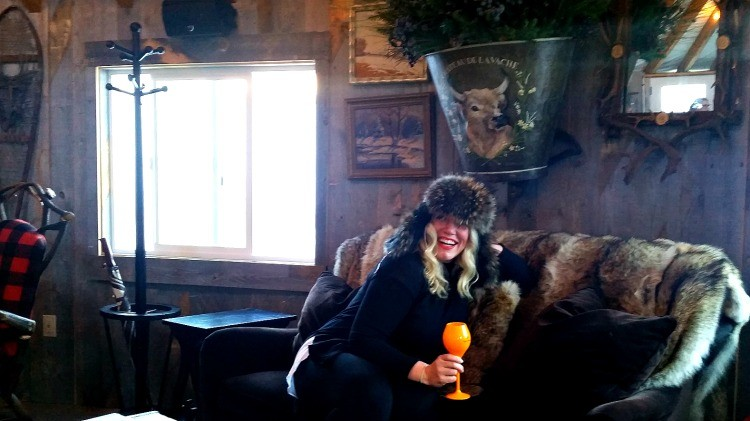 Where is the Veuve Clicquot yurt in Park City Utah?