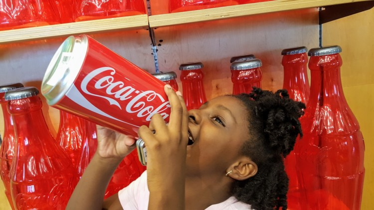 The World of Coca-Cola is a great indoor Atlanta attraction