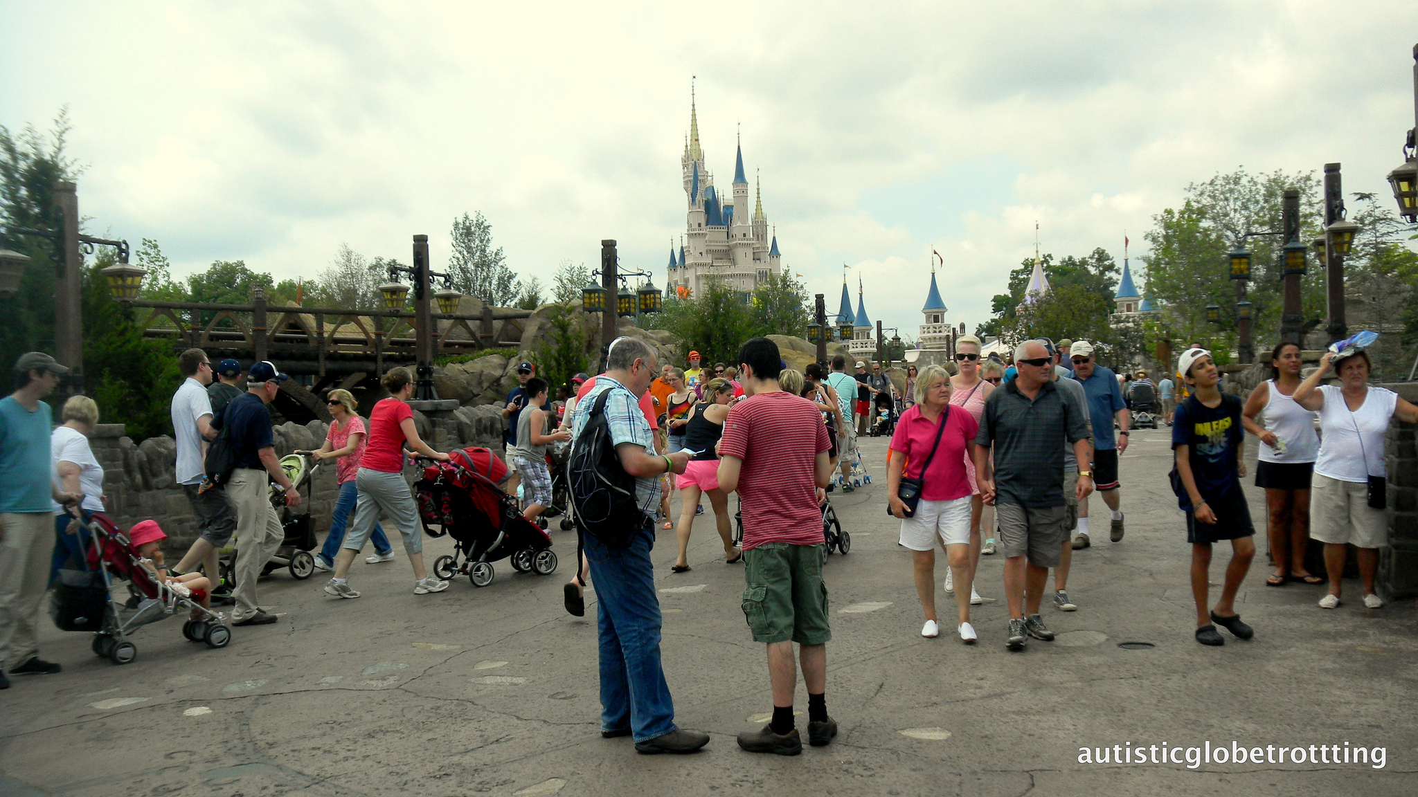 Which Walt Disney World Park is Best for Kids with Autism? family