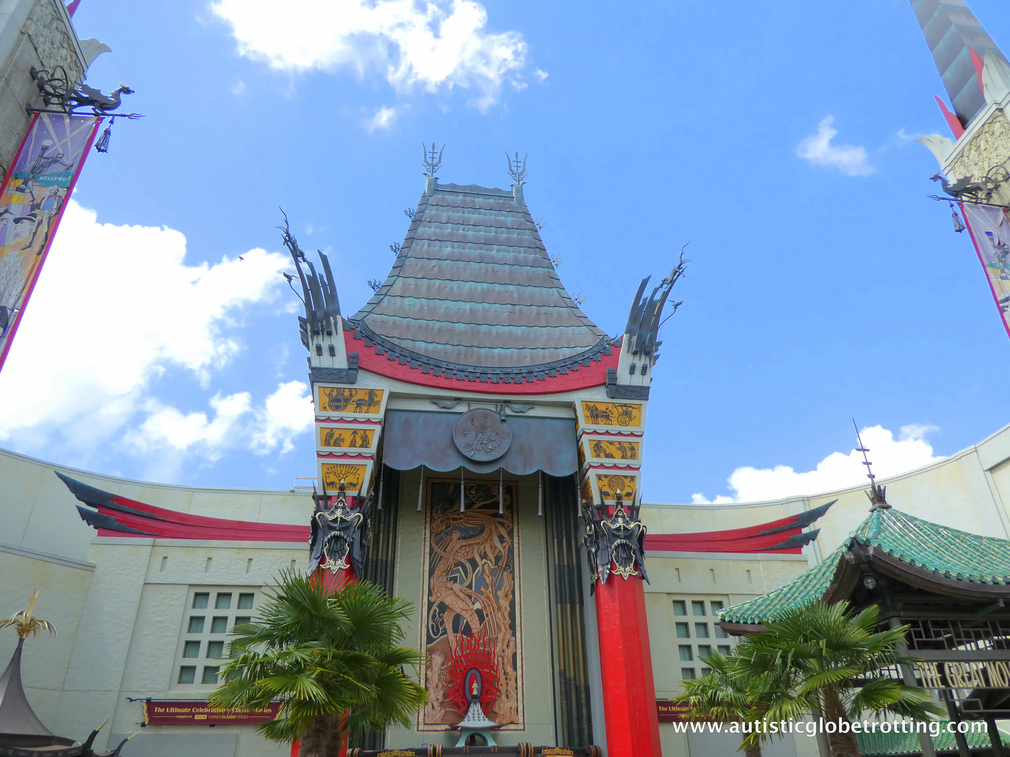 Which Walt Disney World Park is Best for Kids with Autism? chinese theater