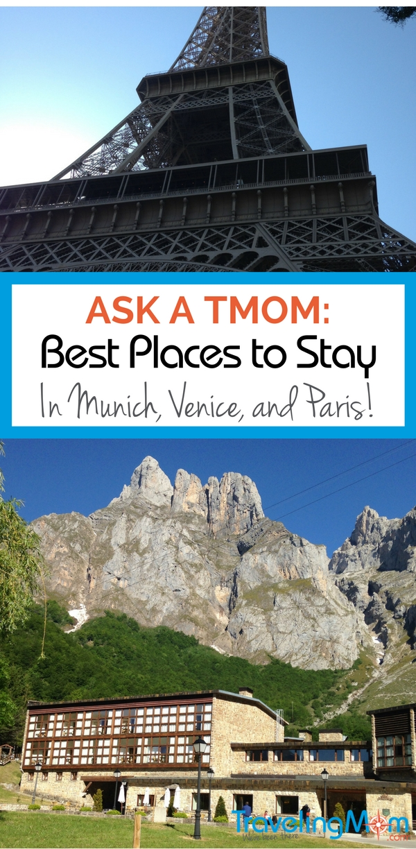 Our Network of family travel experts weighs in on some of the best family-friendly places to stay for a visit in 3 major cities in Europe!