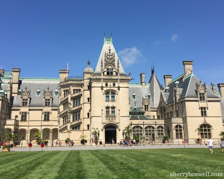 The Biltmore, an Asheville hotel