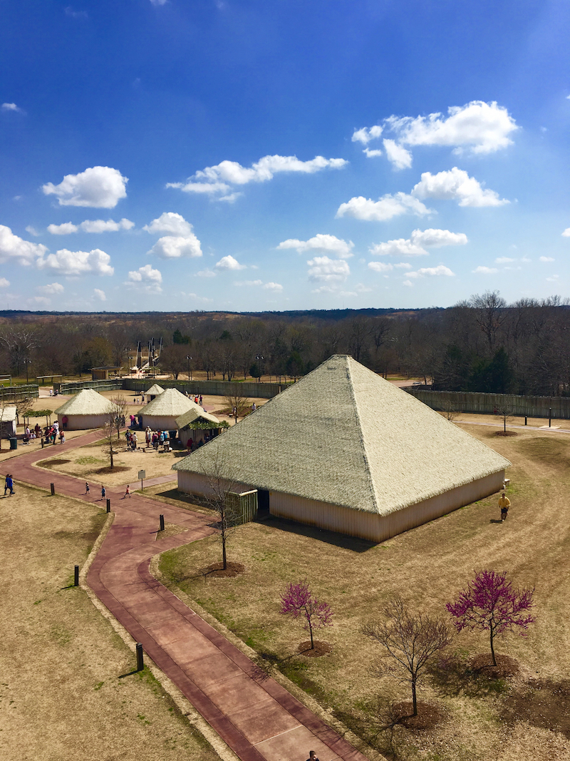 Explore Chickasaw Cultural Center as one of the things to do in Sulphur Oklahoma.