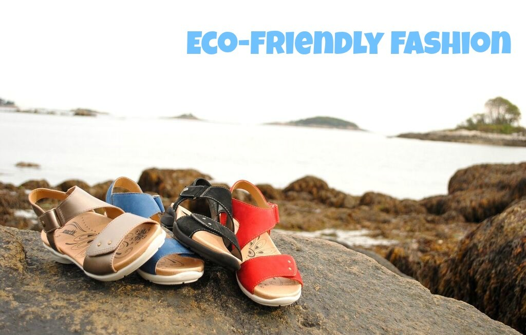 Earth Shoes makes comfortable walking shoes that are perfect for travel.