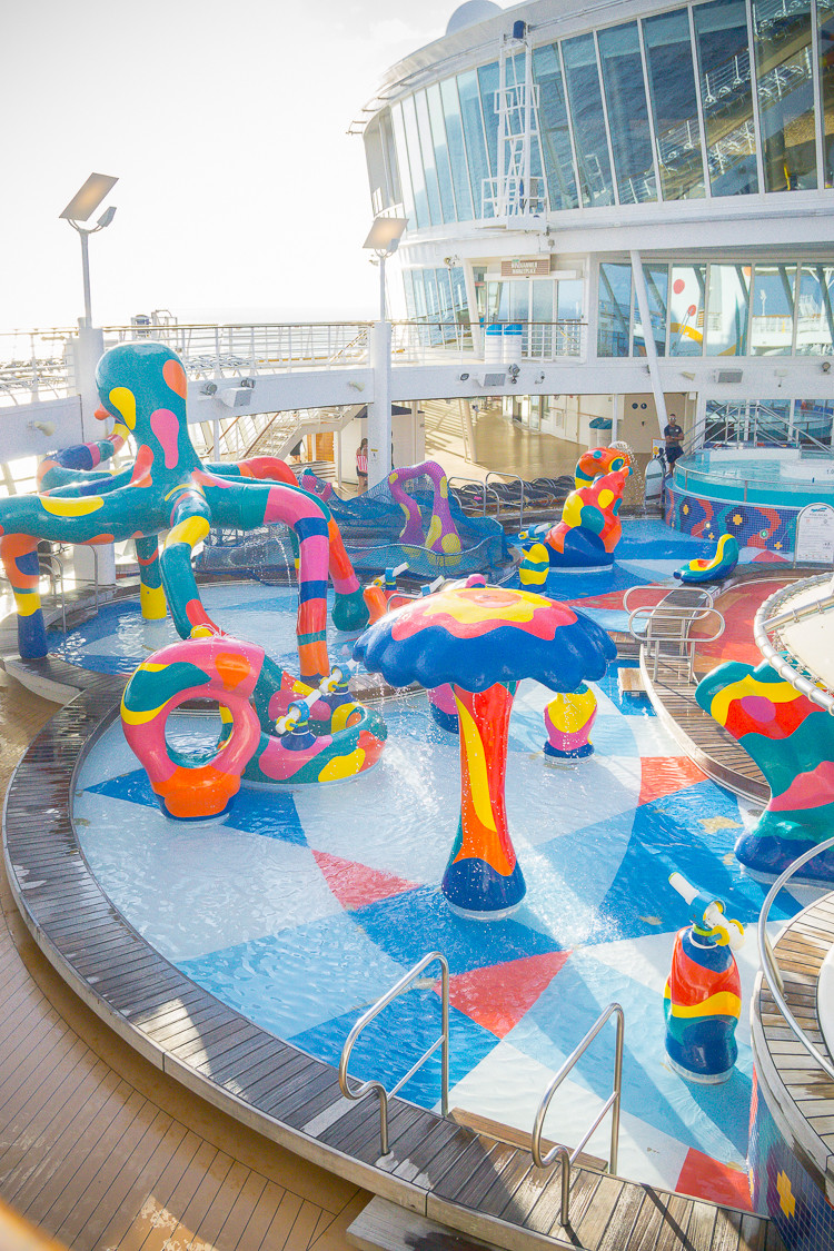Everything you need to know about taking a family vacation aboard the Royal Caribbean Allure of the Seas