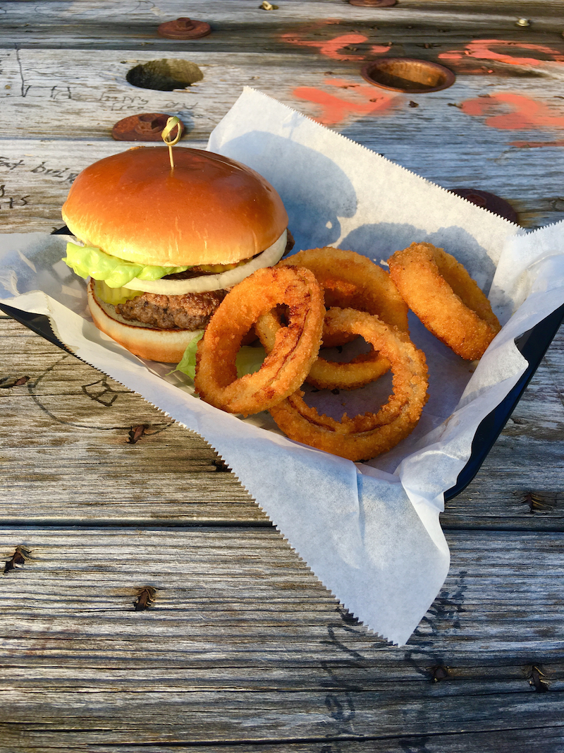 Stop for a burger at Fat Bully's as one of the things to do in Sulphur Oklahoma.