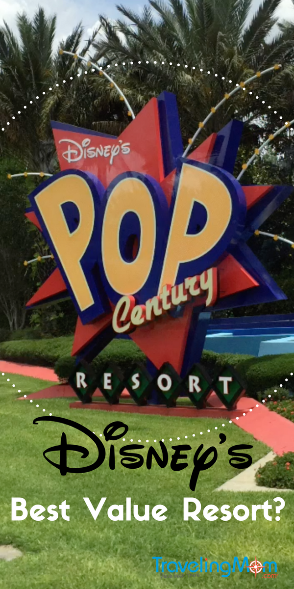 Disney's Pop Century Resort - Best Value Resort?