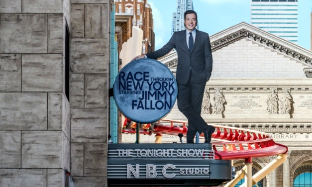 How To Race Through New York Starring Jimmy Fallon