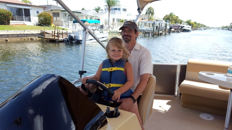 Boating in Pasco County Florida