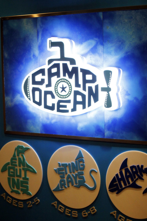 Carnival cruise vacations allow time for parents to relax while kids have fun in Camp Ocean.