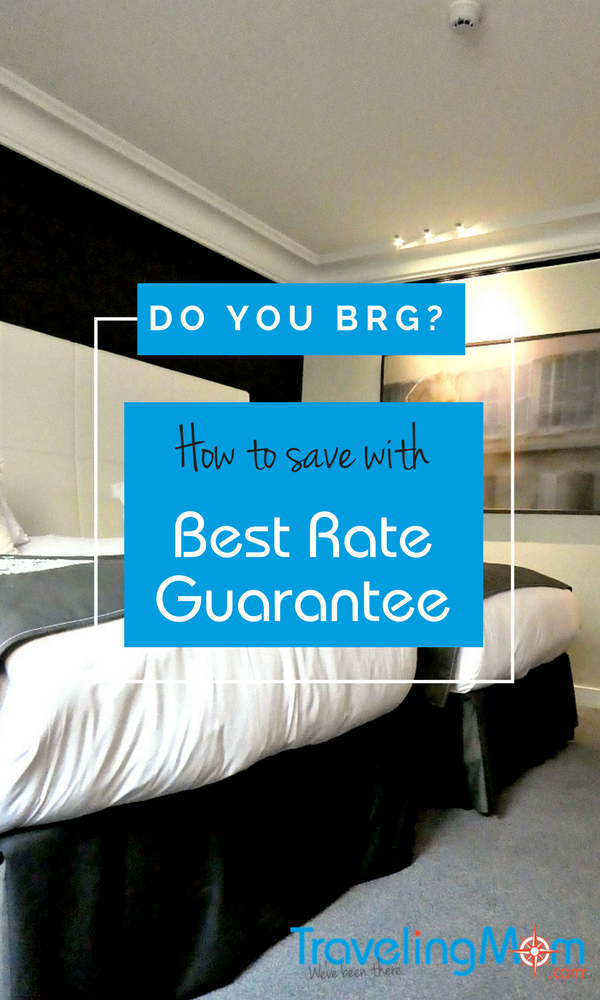 Do you BRG? How to use the Best Rate Guarantee to save big on hotels.