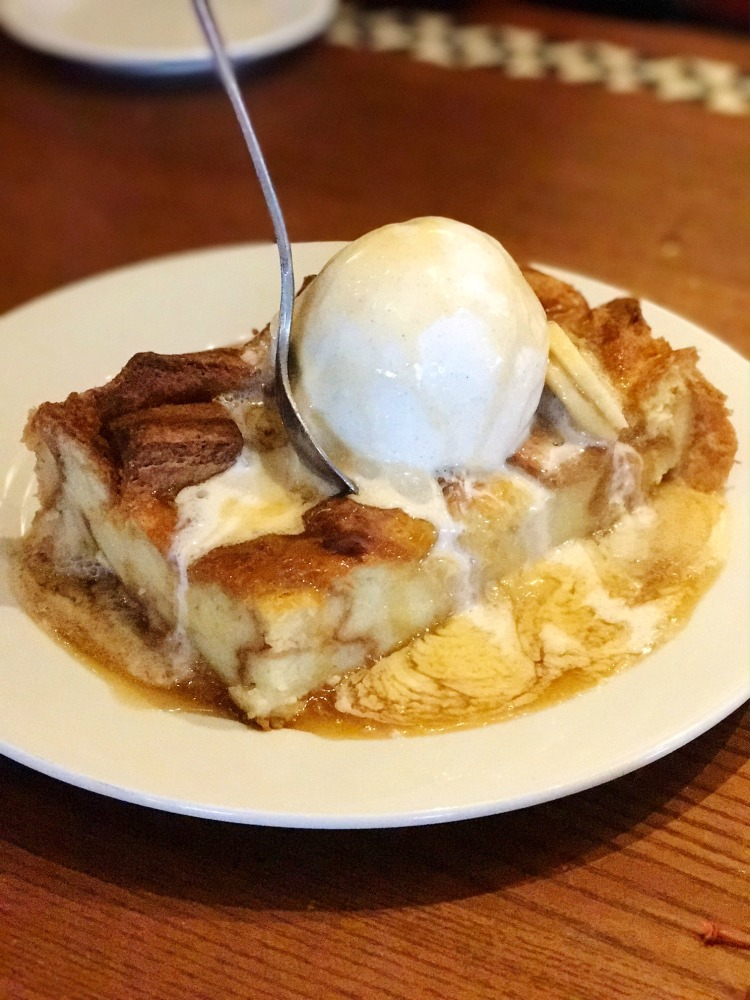 Have you tried the bread pudding at 'Ohana? That's worth the price right there.