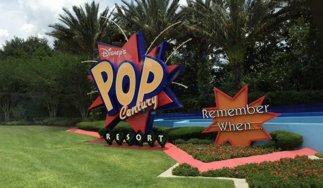 Hotel Review: Pop Century Resort at Walt Disney World