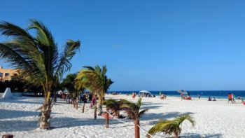 The beach is just one thing that Puerto Morelos in the Cancun Riviera has going for it.