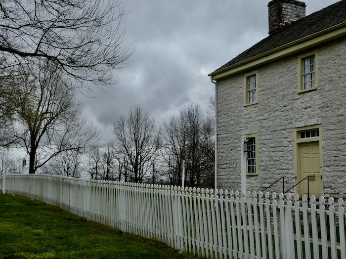 Find a new experience at the Shaker Village