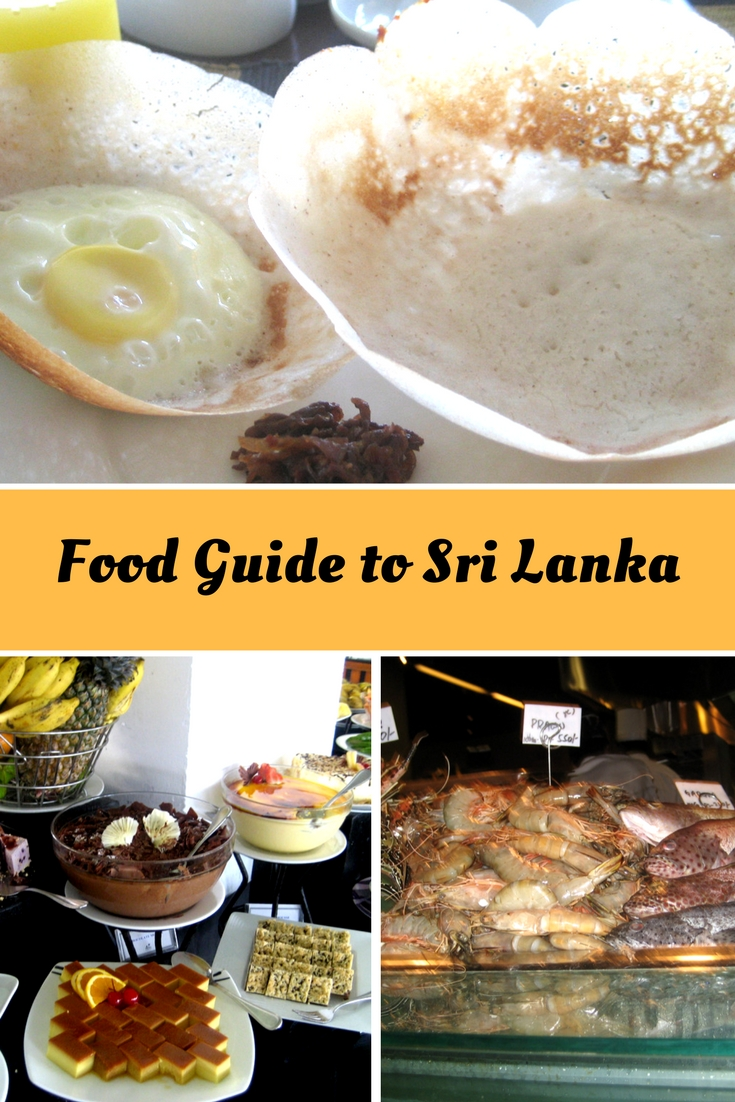 Food is a big part of experiencing a new country. This food guide to Sri Lanka food highlights the best choices. Come for the rice, stay for the short eats.