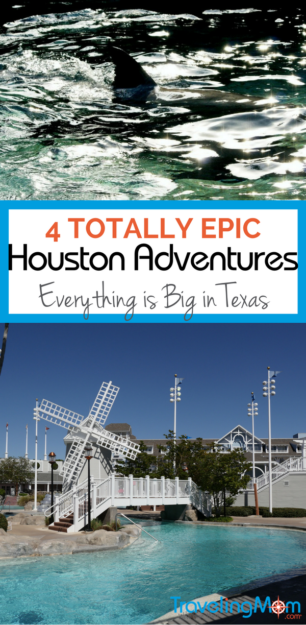 Houston, TX isn't really known for adventure. But, expert Adventure Travelers scoured the web for Houston Adventure and were surprised at what they found.