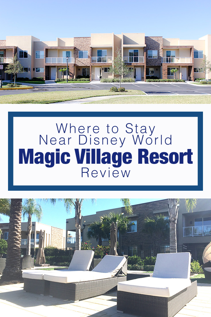 Not sure where to stay near Disney World: on or off property?If you are staying with a large family then you'll love Magic Village Resort near Disney.