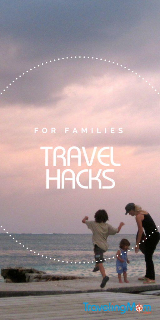 Traveling with the family is one of the best experiences eva! However, there are a few aspects that can make it stressful, expensive an a lot less enjoyable for the parents. But having a stress free and cheaper vacation is possible. Learn some amazing Travel Hacks to reduce stress and expenses – guaranteed!