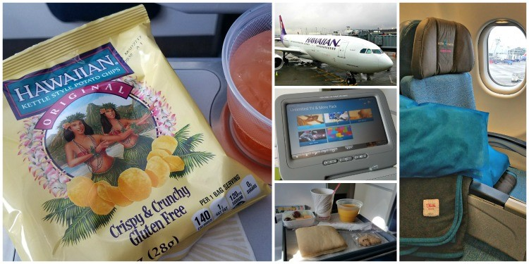 Start your Hawaiian vacation before you even touch down flying aboard Hawaiian Airlines