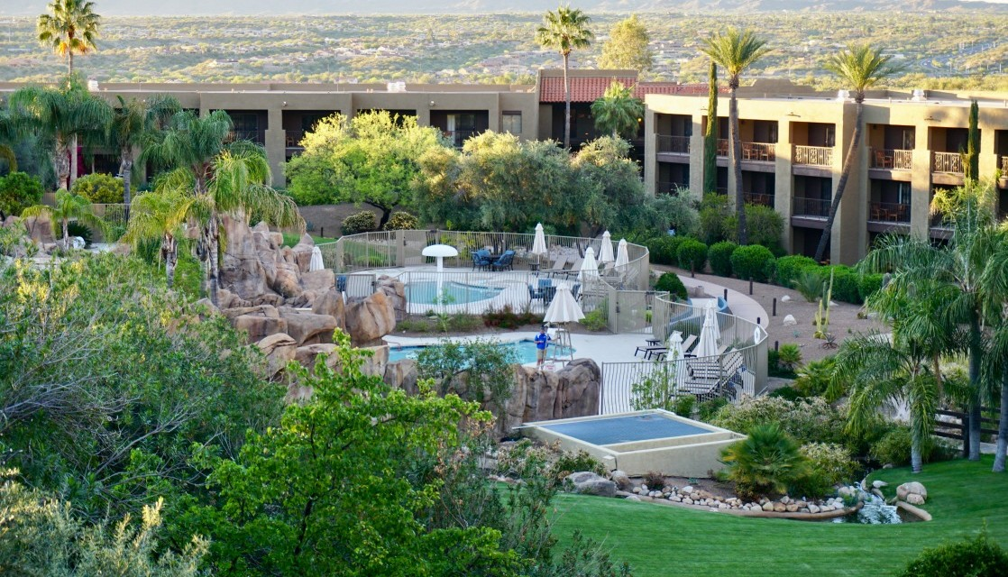 Hilton Tucson El Conquistador:  A Family Friendly Resort in Tucson