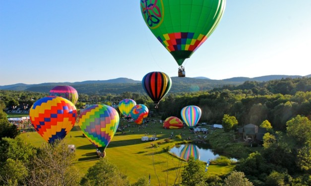 View from Above: U.S. Hot Air Balloon Festivals and Things to Know Before You Go