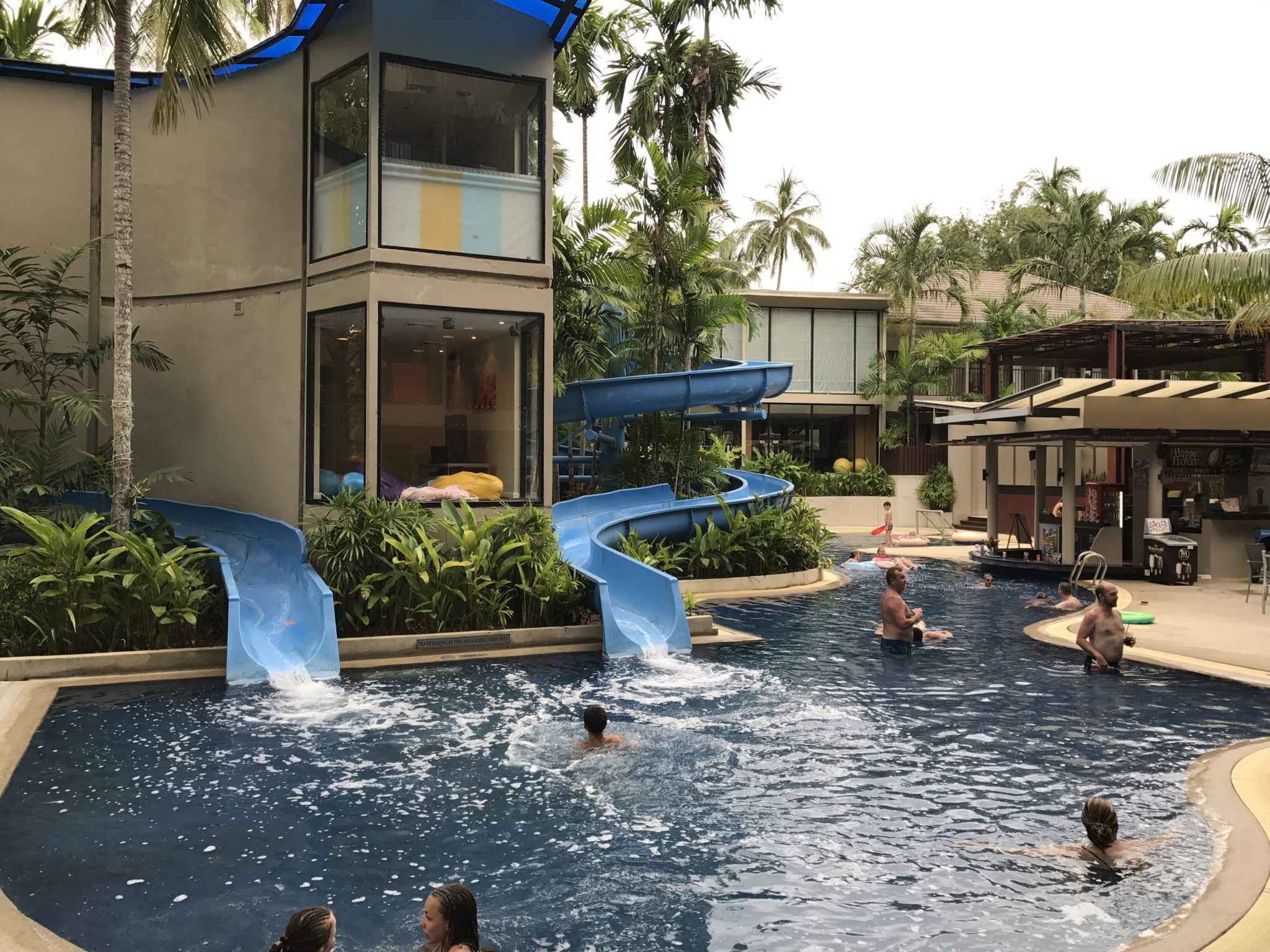 Novotel Phuket Surin beach is a family friendly Thailand hotel with kid activities, lots of food options, a spa, and Surin beach access.