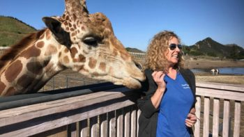 Malibu Wine Safaris is a fun way to learn about rescued animals - and drink wine.